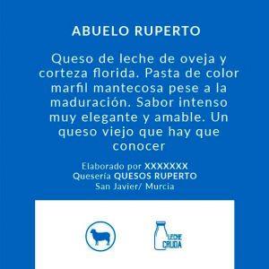 abuelo-ruperto_Queso_artesanal_Alicante_Latrampadelraton_Comprar