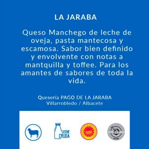 la-jaraba_Queso_artesanal_Alicante_Latrampadelraton_Comprar