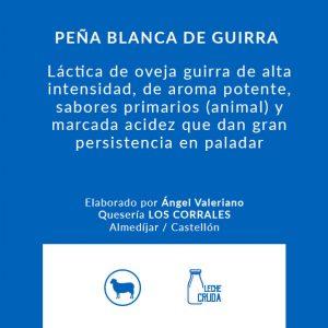 peñablancadeguirra_Queso_artesanal_Alicante_Latrampadelraton_Comprar