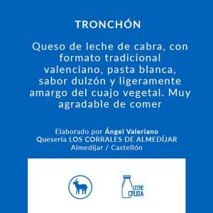 tronchon_Queso_artesanal_Alicante_Latrampadelraton_Comprar